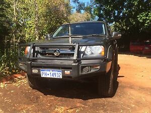 2011 Holden Colorado Ute Broome Broome City Preview