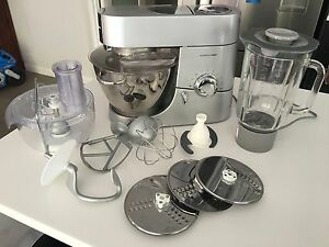 Kenwood KM002B food processor mixer and blender Carramar Wanneroo Area Preview