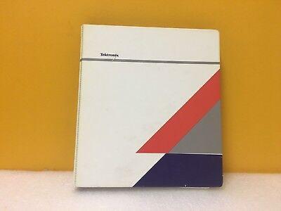 Tektronix Tds 410a 420a 460a Digitizing Oscilloscopes Users Manual