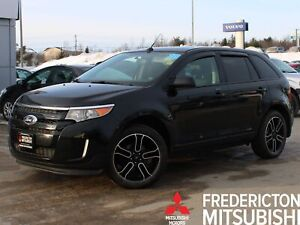 2013 Ford Edge SEL AWD | HEATED LEATHER | NAV | SUNROOF