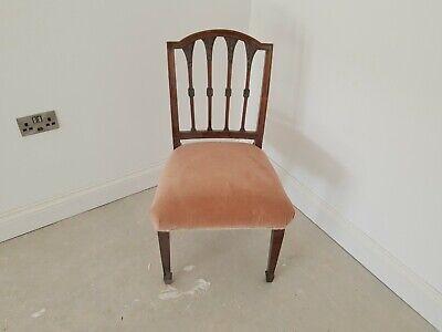 Elegant dining chair.
