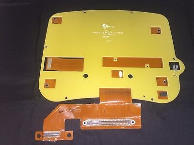 Ge Dash 3000 4000 5000 Patient Monitor 2002393-001 Replacement Display Shield Or