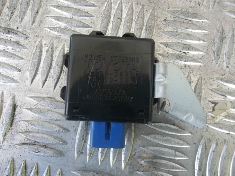 2001 LEXUS GS300 POWER STEERING CONTROL RELAY MODULE 89650-30560 078300-0971