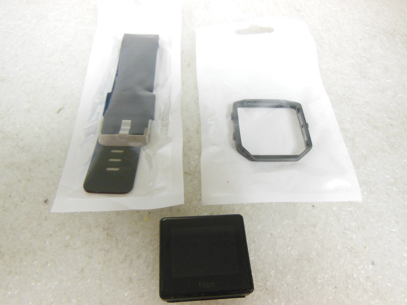FITBIT Blaze Smart Fitness Watch (Unit Only) *GunMetal Series* (56277)