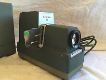 Argus 300 Model III - 35mm Slide Projector Working! Tallegalla Ipswich City Preview