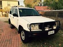 1998 Toyota LandCruiser HZJ105 Diesel Wagon Adelaide CBD Adelaide City Preview