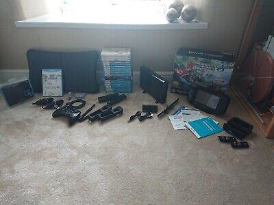 Nintendo Wii U Massive Job Lot !!