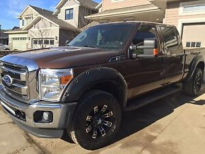 2011 F250 XLT  for sale or trade
