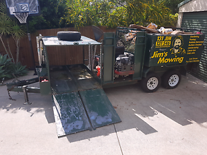 Mowing trailer with tipper Warner Pine Rivers Area Preview