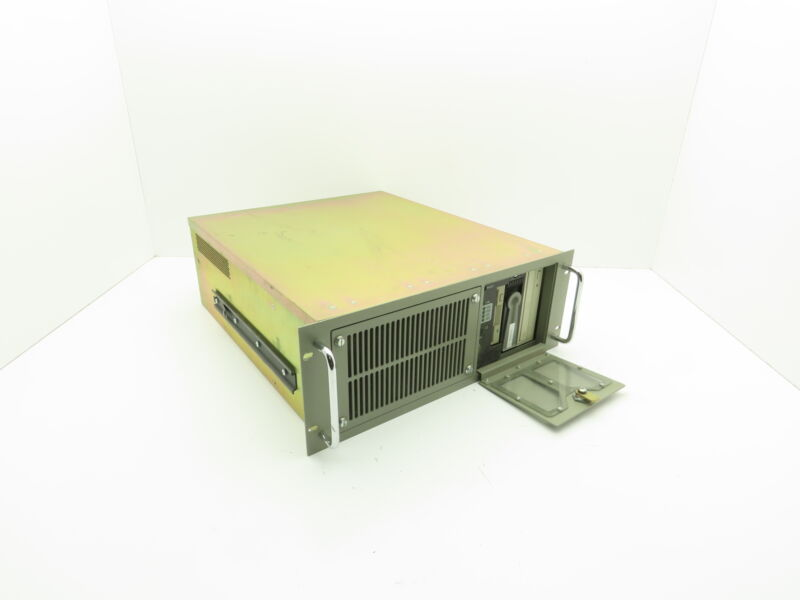 ICS Advent 7408T-A3-01 Rack Mount Computer Windows NT Workstation 4.0 CPU DVD
