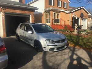 2007 vw golf for trade or 3500 obo