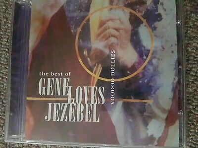 Gene Loves Jezebel – Voodoo Dollies (The Best Of Gene Loves Jezebel) sealed