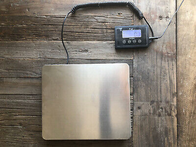 Saga 360 Lb X 0.1 S Digital Postal Scale For Shipping Weight Postage Wac 180 Kg