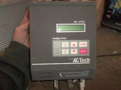 Lenze Ac Tech M1420b Mc Series Drive 2hp 1.5kw 400480v Input 50-60hz X2