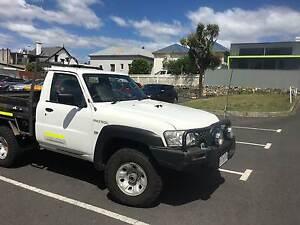 2009 Nissan Patrol Ute Sandy Bay Hobart City Preview