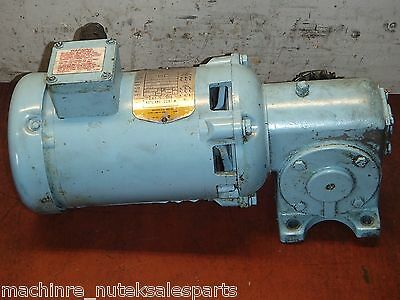 Morse Gear Reducer E-79mj0131 E79mj0131 Hurco Cnc Mill Mb-1r