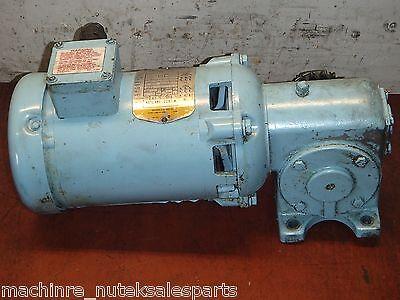 Morse Gear Reducer E-79mj0131 E79mj0131 Hurco Cnc Mill Mb-1r