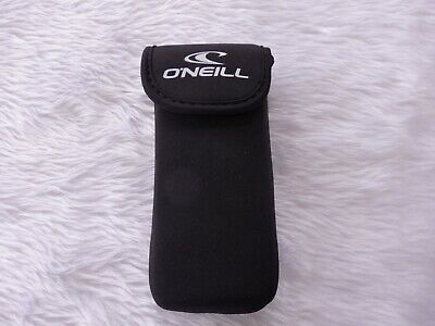 Used - O'Neill black glasses / sunglasses case - proceeds to charity