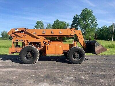 Lull 8k-42 Telehanler Forklift