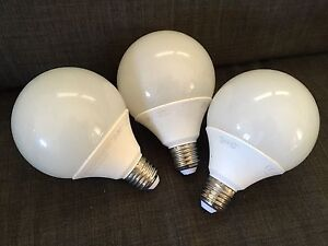 3 Large Light Bulbs Boondall Brisbane North East Preview