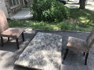 4 piece dining set for sale