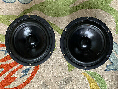 Vifa-Scan Speak PL18WO09-08E 8 ohm Midbass Woofers (One Pair, 2x)