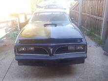 1978 Pontiac Firebird Coupe PROJECT not running Corio Geelong City Preview