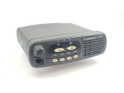 Motorola Cdm750 Uhf 450-527 Aam25shc9aa1an Mobile Base Radio
