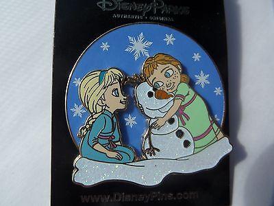 DISNEY PIN BINLA HUG A SNOW MAN