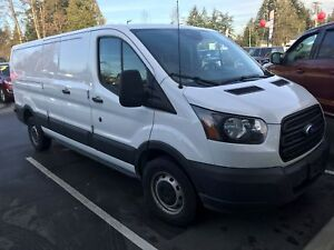 2018 Ford Transit-250 ACCIDENT FREE, LOCALLY DRIVEN, EX-RENTAL
