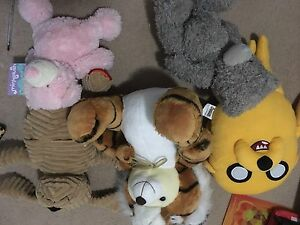 Soft toys, puppets and imaginary play toys Redcliffe Belmont Area Preview