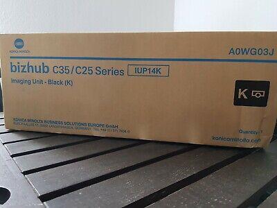 Konica Minolta bizhub C35/C25 Series imaging unit Black OVPA0WG03J