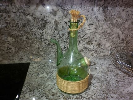 Vintage Italian Wine Decanter in excellent condition. Nedlands Nedlands Area Preview