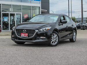 2017 Mazda Mazda3 GX COMFORT PKG