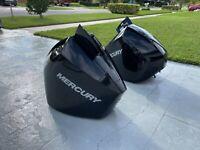 Mercury 300 Verado engine cowling