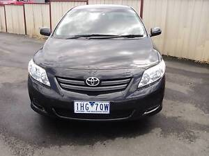 2009 Toyota Corolla Sedan AUTOMATIC Ferntree Gully Knox Area Preview