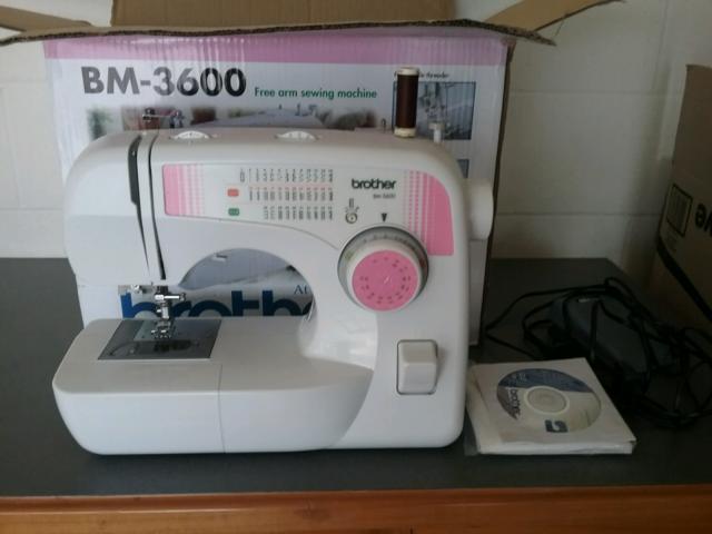 Sewing Machine Sewing Machines Gumtree Australia West Tamar Stunning Brother Sewing Machine Bm 3600
