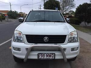 2006 Holden Rodeo Space Cab Ute Marsden Logan Area Preview
