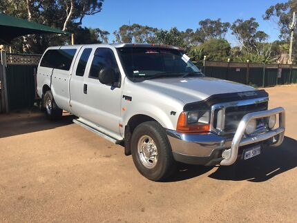 2004 Ford F-250 XLT Auto Super Cab