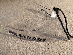 Bauer Goalie Jr Throat Protector