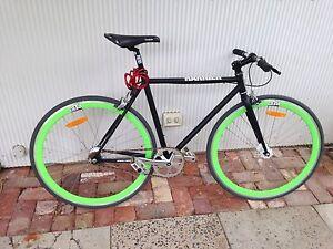 Reid Harrier Fixie bike Beaconsfield Fremantle Area Preview