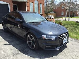 2016 Audi S4 Technik Plus Black Optics Package