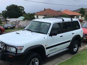 Nissan Patrol Auto Turbo diesel may swap Guildford Parramatta Area Preview