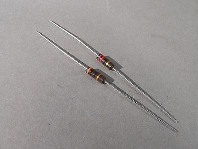 Mixed Lot Of 330 Allen-bradley Resistor 12 Watt 30 22 Ohm