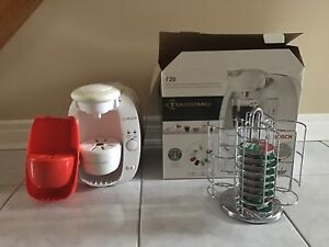 Bosch Tassimo  T20 Coffee Machine with Extras