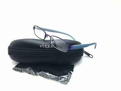 Vogue kids children Eyeglasses VO 3866  two tone Blue 932-S  48mm 17  125