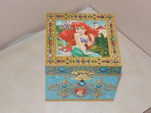 Little Mermaid Music Box eBay