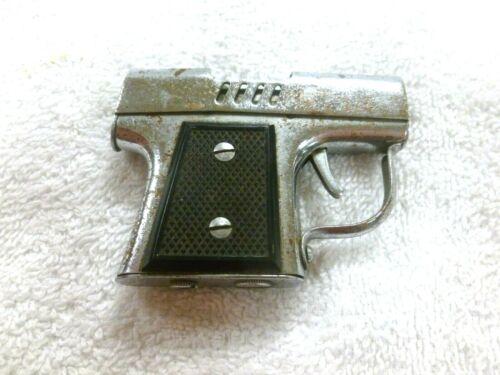 Vintage gun cigarette lighter NEW YORK