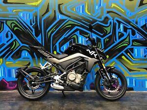 2021 CFMOTO 250NK, 250cc EFI Coburg Moreland Area Preview