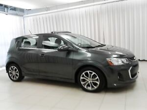 2017 Chevrolet Sonic NOW THAT'S A DEAL!! LT RS EDTN TURBO 5DR HA